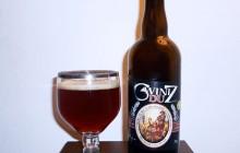 Gwiniz Du bière ambrée au blé noir
