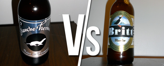 blanche hermine versus Britt Blanche : le match