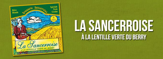 La Sancerroise à la lentille verte du Berry