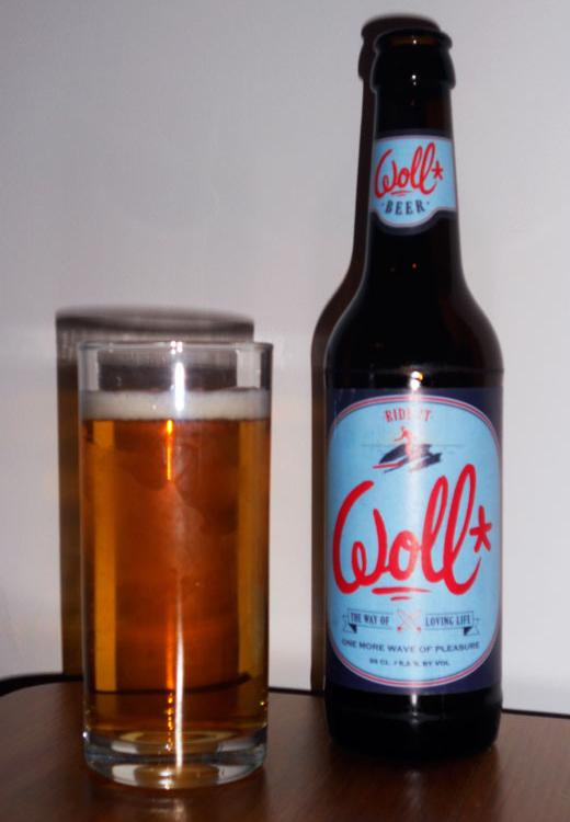 woll beer bière surf Hossegor