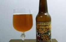 bogue d'or bière bretonne chataigne