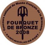 fourquet de bronze 2008