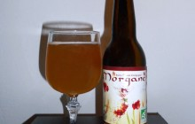 morgane blonde bio - bières bretonnes