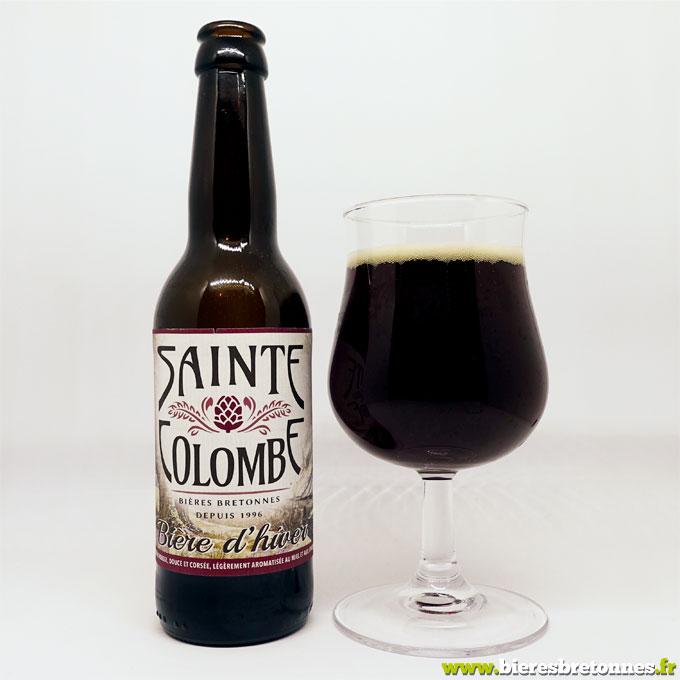 Sainte Colombe d'Hiver – Brasserie Sainte-Colombe