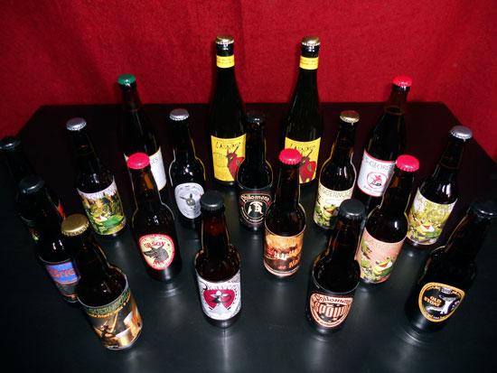 nos achats bieres bretonnes