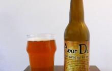 Aour Du, bière dorée au blé noir - Brasserie An Alarc'h