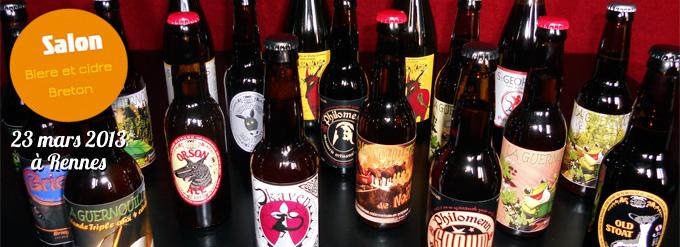 retour salon bière et cidre breton rennes