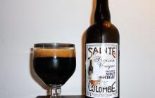 Sainte Colombe Stout Impériale Cuvée 2012
