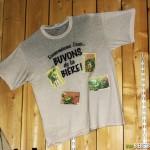 slogan ecolo tshirt