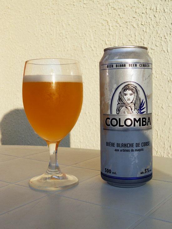 Colomba - Corse