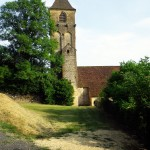 Clocher Dordogne