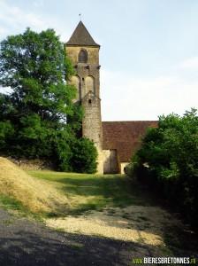 Clocher Dordogne