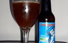 Tonnerre de Brest, bière à façon brassée par la brasserie Lefebvre en Belgique