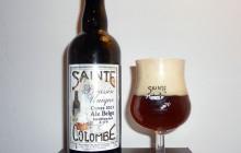 Sainte Colombe Ale Belge 2013