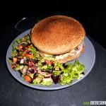 Burgers bretons au blé noir