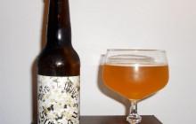 Bière à la fleur de sureau Brasserie An Alarch
