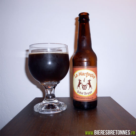 Margoutie brune