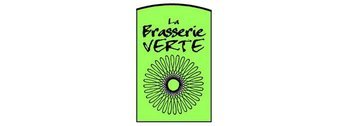 Logo Brasserie Verte