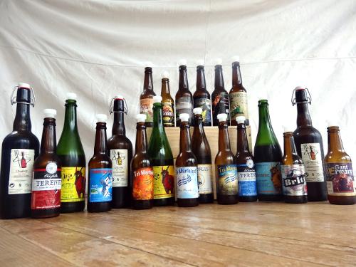Bières Bretonnes - Dominique Hutin