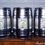 Fûts de bières BorDée