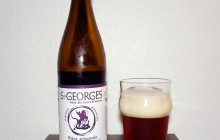 Saint Georges Ambrée façon scotch ale - Brasserie Saint-Georges