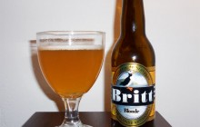 Britt Blonde - Brasserie de Bretagne