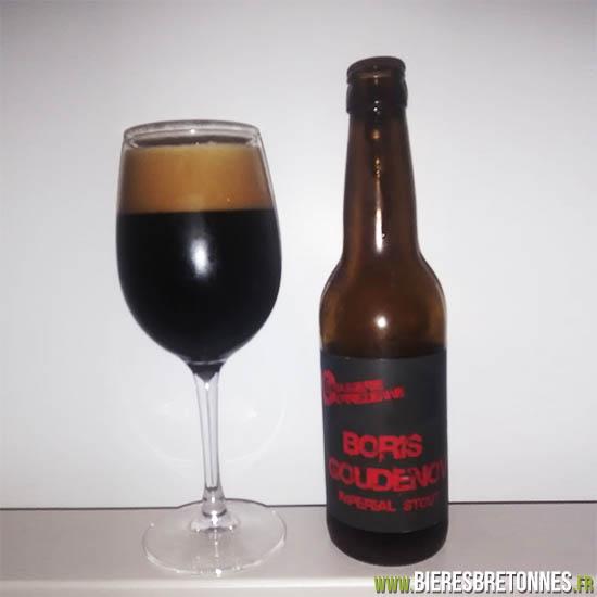 Bière Boris Goudenov