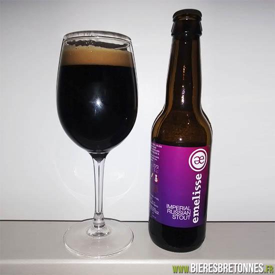 Bière Emelisse Imperial Stout