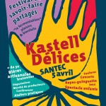 Affiche Festival Kastell Délices