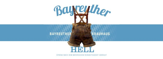 logo Bayreuther Hell lederhose