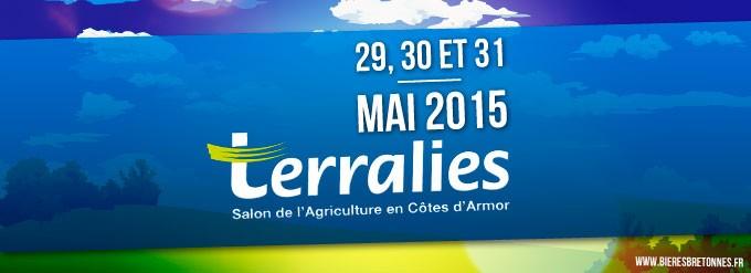 Le Salon Terralies 2015 - Saint-Brieuc