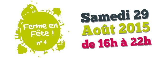 Ferme en fête 2015 Saint-Georges