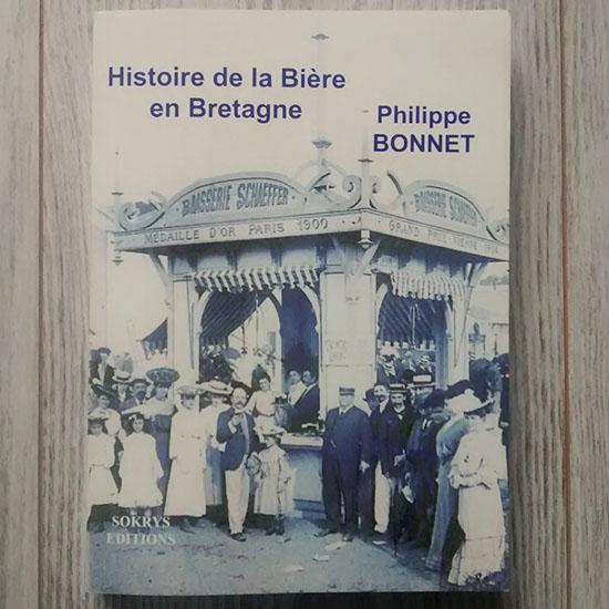 Couverture histoire de la bière en Bretagne