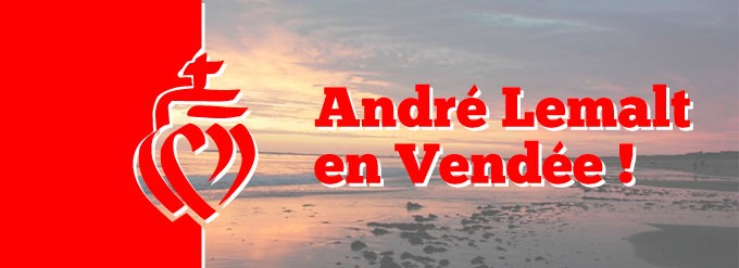 André Lemalt à Noirmoutier en Vendée