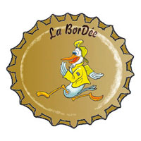 logo Brasserie La BorDée