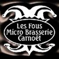 logo brasserie les fous
