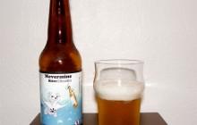 Nevermine bière blanche - Brasserie Hermine
