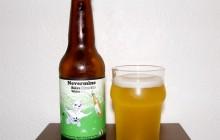 Nevermine Blanche IPA - Brasserie Hermine