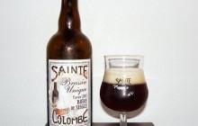 Sainte Colombe bière de seigle 2015