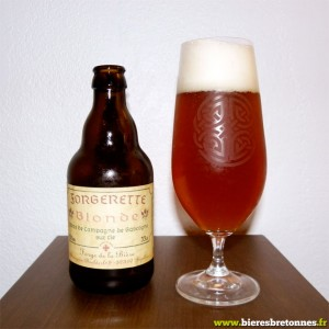 Forgerette blonde – 5°