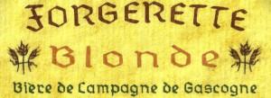 Forgerette blonde - Brasserie La Forge