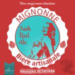 Étiquettte Mignonne Irish Red Ale