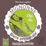 Étiquettte Mignonne Old Ale