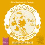 Étiquettte Mignonne Pale Ale