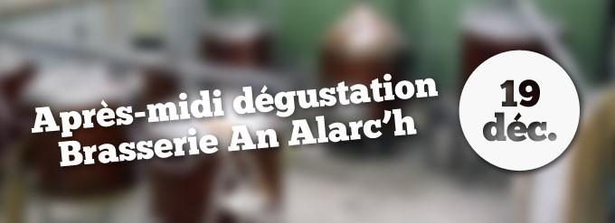 Portes ouvertes An Alarc'h samedi 19 décembre 2015