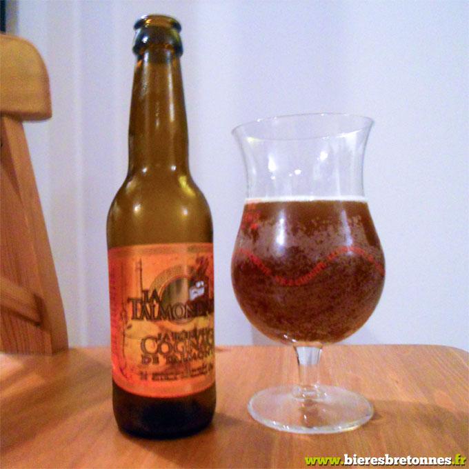 talmondaise bière au Cognac de Talmont