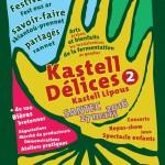 Affiche kastell delices 2016
