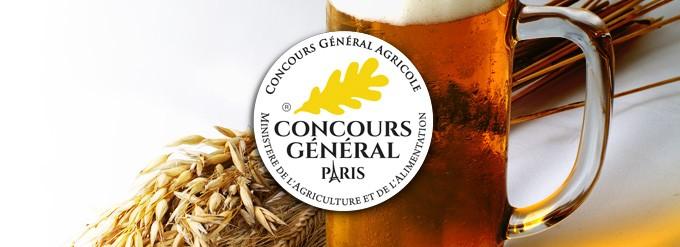 Vignette Concours Général Agricole de Paris 2016 concours bières