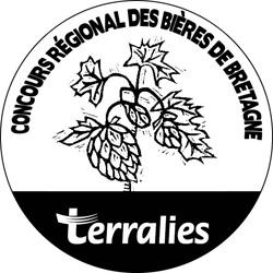 Médaille Concours Bières Terralies
