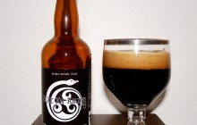 Blaz an amzer N°5 Bière noire - Brasserie An Alarc'h